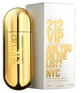 Дамски парфюм Carolina Herrera 212 VIP EDP 50 ml