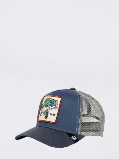BIG BASS ANIMAL FARM HAT