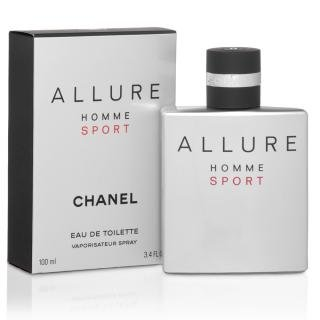 Мъжки парфюм Chanel Allure Homme Sport EDT 50 ml