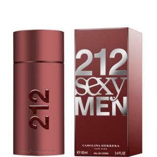 Мъжки парфюм Carolina Herrera 212 Sexy Men 50 ml