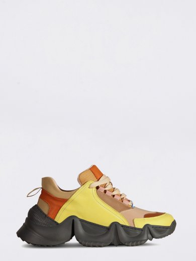 LOLLY SNEAKERS MULTI YELLOW