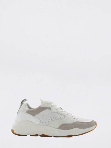 ONIX WHITE OFF CHUNKY SNEAKERS