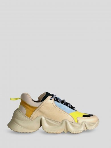 LOLLY SNEAKERS MULTI BEIGE