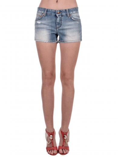 Raffa Short  Denim