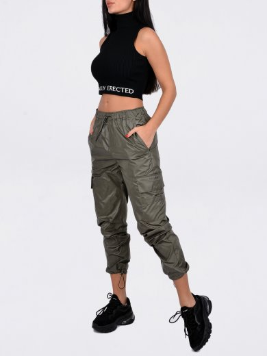 UTILITY TROUSERS F