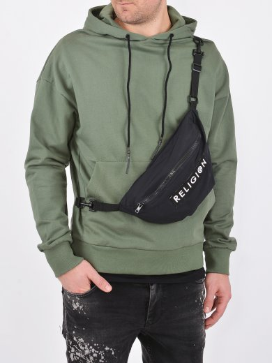 POUCH HOODY