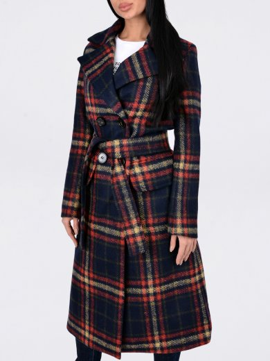 TE WOOL COAT