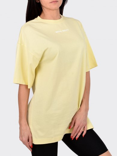 YELLOW OVERSIZED