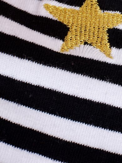 Balck/White Stripes