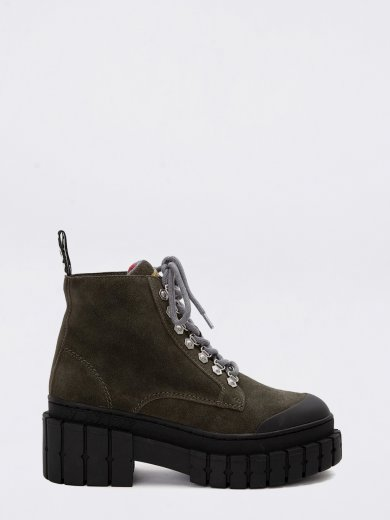 KROSS SUEDE FORET LOW BOOTS