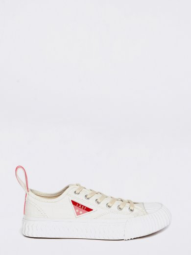 FRESH OFF WHITE LOW SNEAKERS