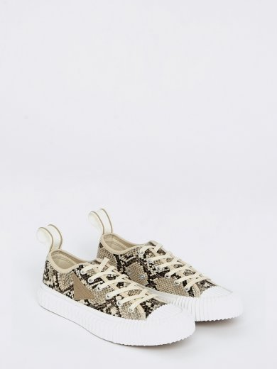 FRESH SNAKE LOW SNEAKERS