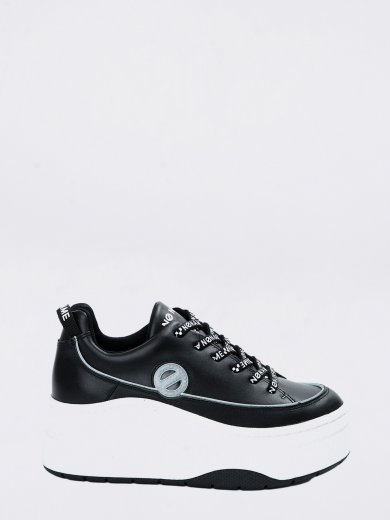 JUMP DERBY NAPPA BLACK