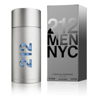 Мъжки парфюм Carolina Herrera 212 Men 50 ml