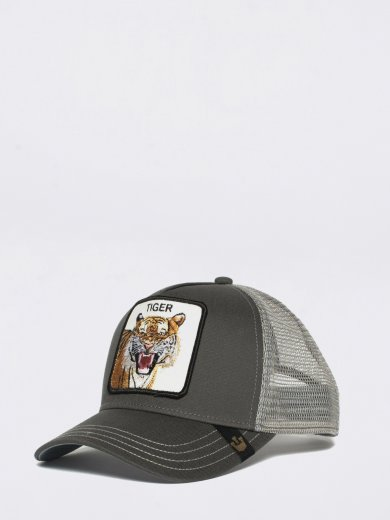 EYE OF THE TIGER ANIMAL FARM HAT