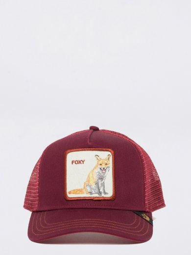 FOXY ANIMAL FARM HAT