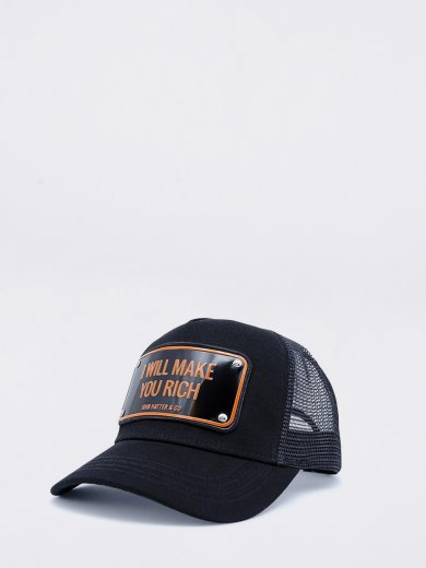 I WILL MAKE YOU RICH UNISEX CAP
