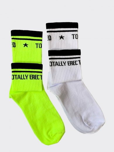 2PCS SOCKS F