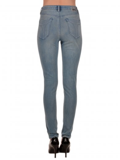 Amal Skinny High Trousers