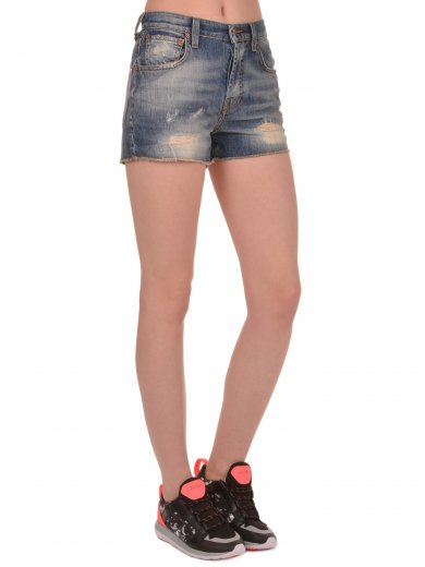 Nicol Short  Denim