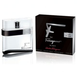Мъжки парфюм Salvatore Ferragamo F By Ferragamo Black EDT 100 ml
