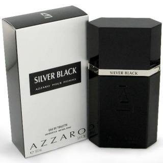 Мъжки парфюм Azzaro Silver Black EDT 100 ml