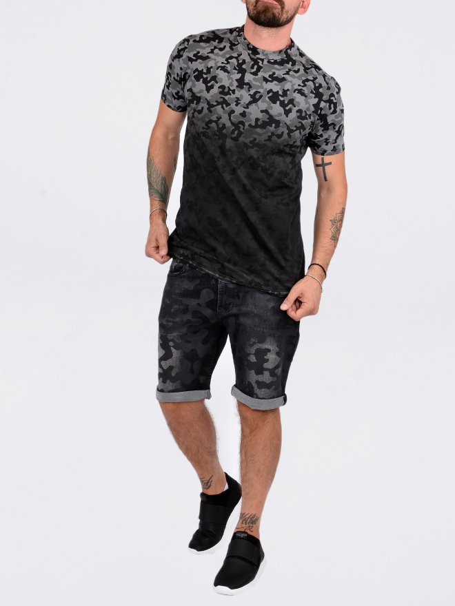THE STEVE CAMOUFLAGE SHORT