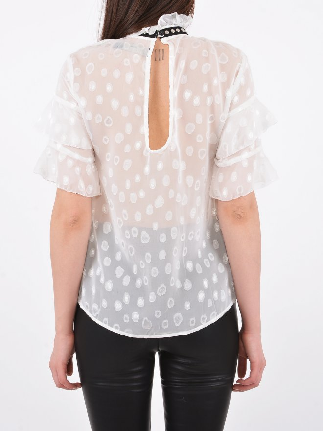 LATITUDE BLOUSE