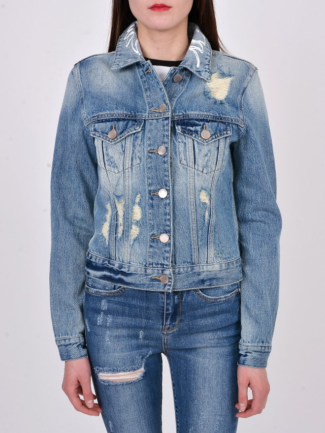 BARAK DENIM JACKET