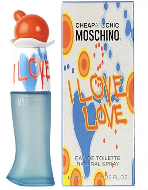 898b5a57fd Дамски парфюм Moschino Cheap & Chic I Love Love EDT 100 ml for 74.00 ...