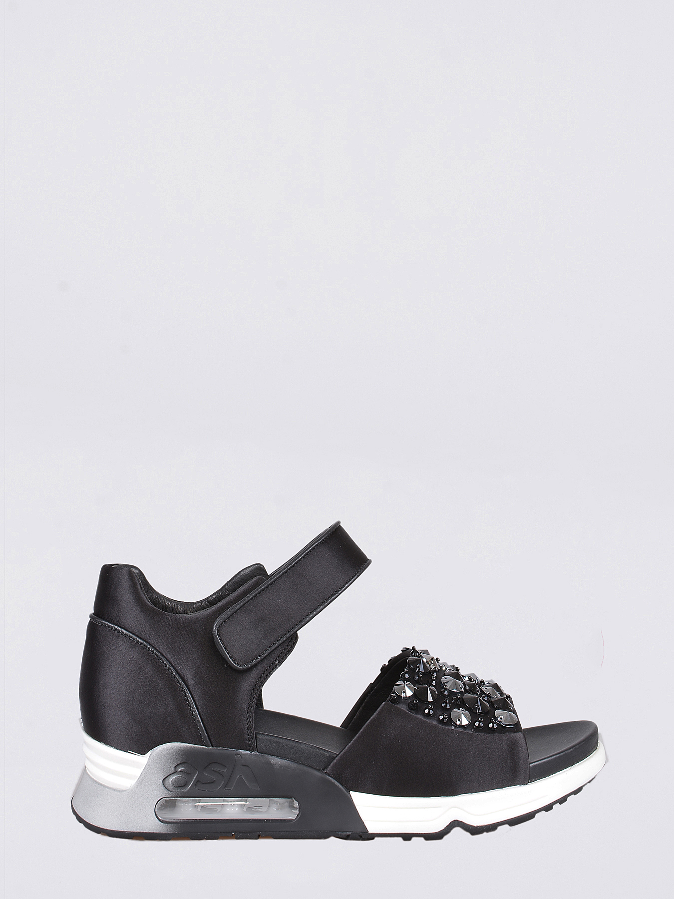 1b6f94202440 Ash Shoes Lotus For 208 00 Lv Erected. Ash Sneakers In Stretch Fabric Black  ...